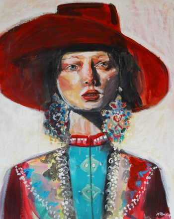 Margarida Fleming – West Girl, 2016